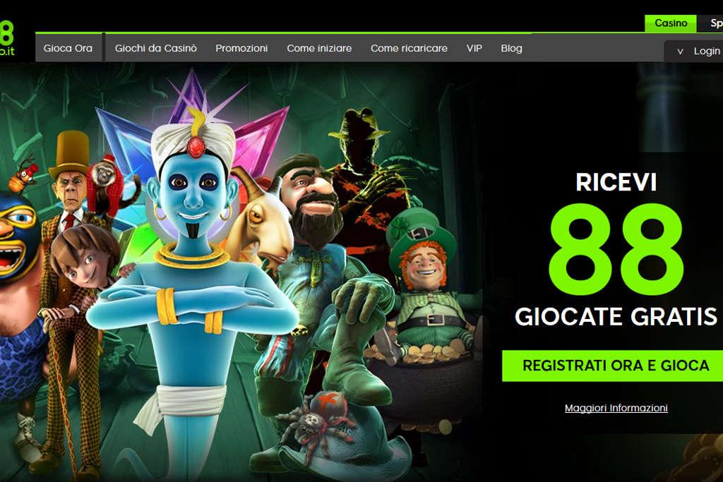 Casino 888 Recensioni