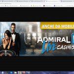 admiralyes casino avis