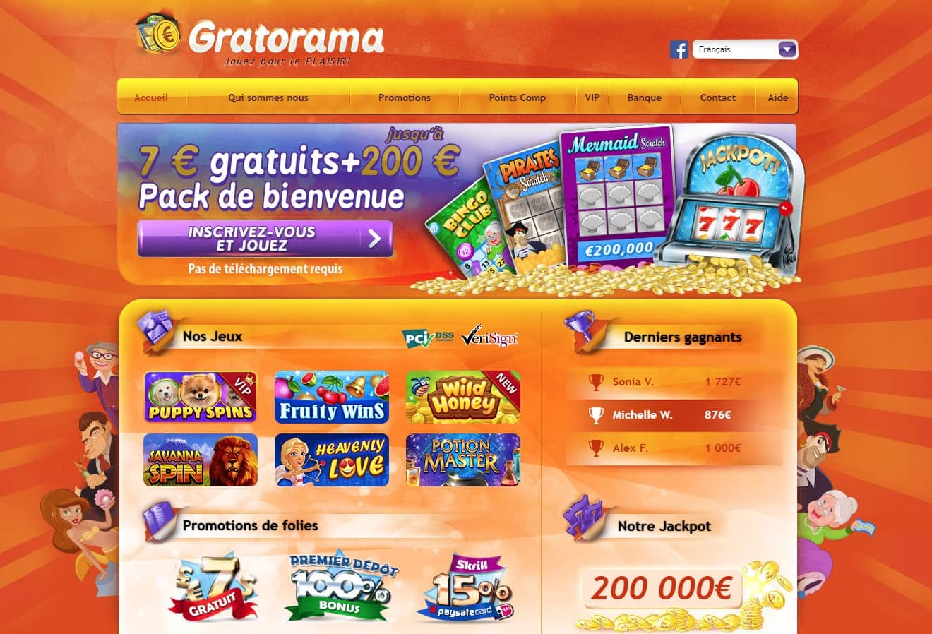Recensione Casino Gratorama, truffa o opportunità?