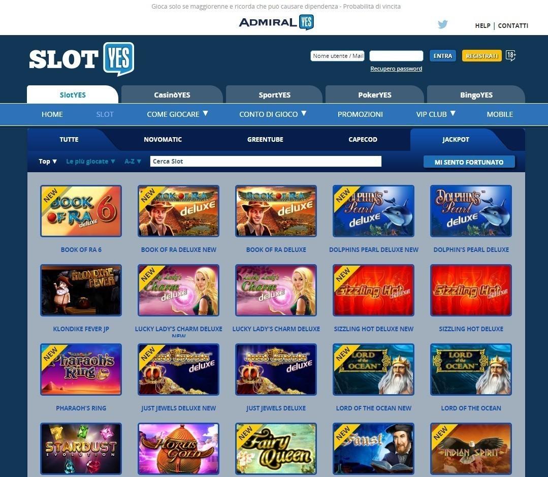 Recensioni Slotyes Casino: quando la truffa è al culmine