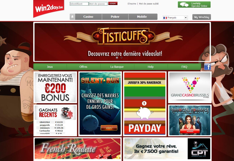 Win2day Casino Recensioni: bonus che non ne vale la pena